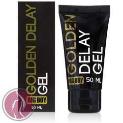 Big Boy: Golden Delay Gel - 50 ml (DE/PL/HU/CZ/LV/SL)