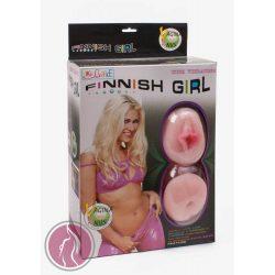 Finish Girl Flesh
