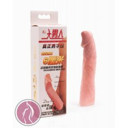 Realistic Penis Sleeve Flesh
