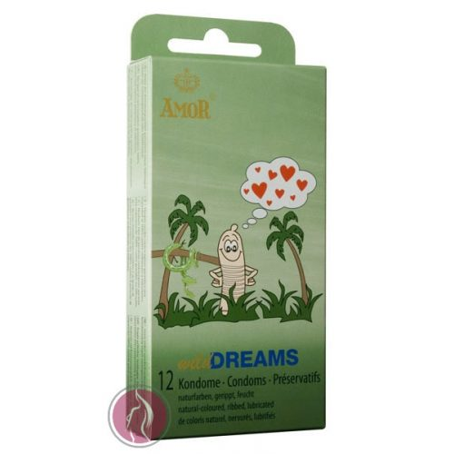 AMOR Wild Dreams / 12 pcs content