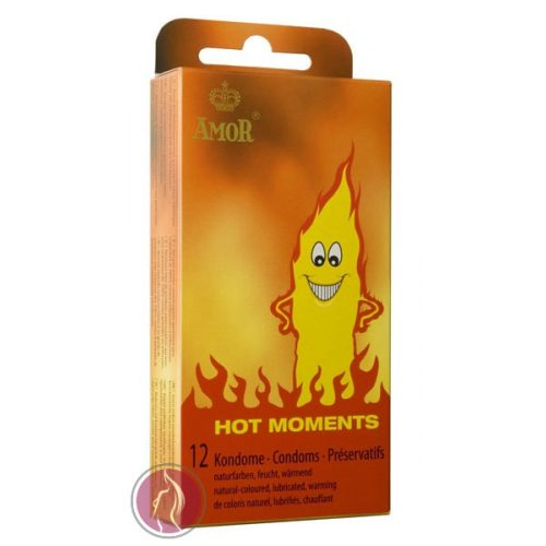 AMOR Hot Moments / 12 pcs content
