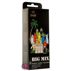 AMOR Big Mix / 30 pcs content
