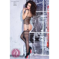 CR 4262 S/M Black Bodystocking