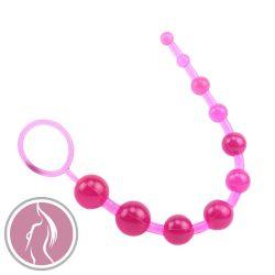 Sassy Anal Beads Pink