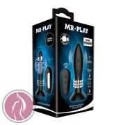 Mr. Play Rotation Beads Anal Plug