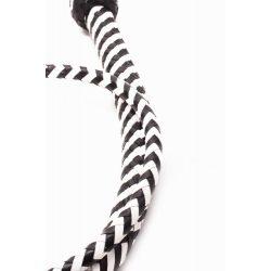 "Heavy handle whip Full length: 4 feet (48"")"
