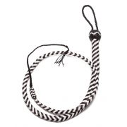"Heavy handle whip Full length: 4 feet (48"")"