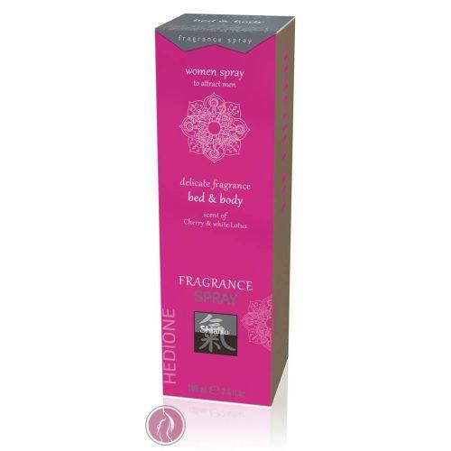 Bed & Body Spray - Cherry & White Lotus 100 ml