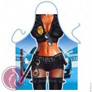 Sexy Police Girl - Kötény