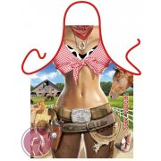 Sexy Cowgirl - Apron