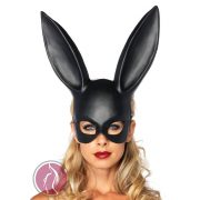 Masquerade Rabbit Mask Black
