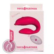 Toyz4Partner Rechargeable Partner Vibrator