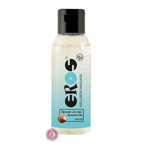 EROS Wellness Sesame-Jojoba-Almond Oil Cocos, 50 ml