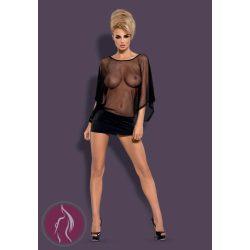 Punker dress & thong S/M