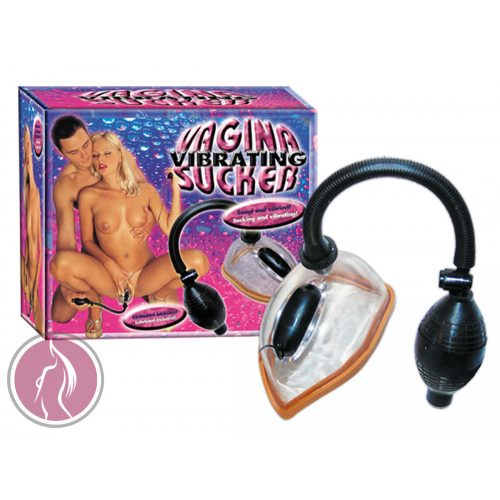 Vibrating Vagina Sucker