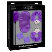 Fetish Fantasy Limited Edition  Purple Passion Kit Purple