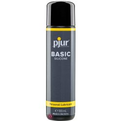 pjur® Basic Silicone - 100 ml bottle