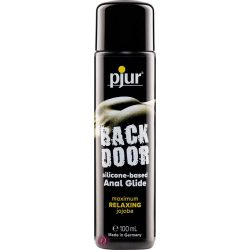 pjur back door relaxing silicone anal glide 100 ml