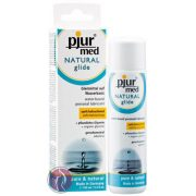 pjur® med NATURAL glide - 100 ml bottle