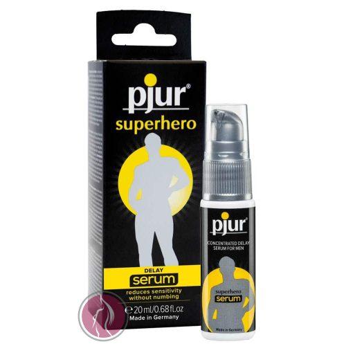 pjur Superhero delay Serum for men - 20 ml