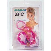 Dragonz Tale Anal-Kugel-Kette pink 30cm