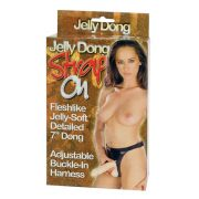 Jelly Dong Strap-On