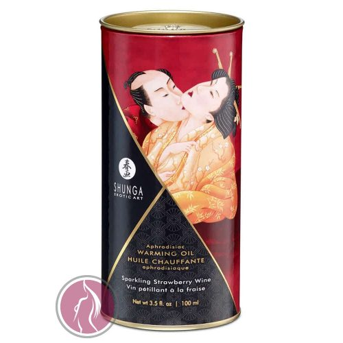 Aphrodisiac Oils Sparkling Strawberry Wine