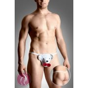 Mens thongs 4492 - white SL