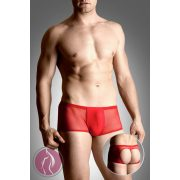 Mens shorts 4493 - red M/L