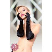 Satin Gloves 7702    black/ SL